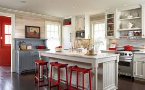 Contrasting Kitchen Cabinets Americana Kitchen Cabinets Kitchen Cabinet Ideas Ceiltulloch Com