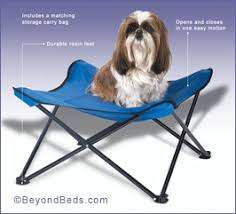 cool breeze water cooled dog hammock water cooled dog cot