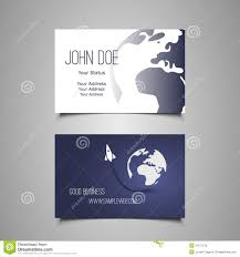 business card template stock photos image 31127573