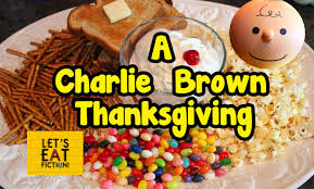 a brown thanksgiving let s eat fiction