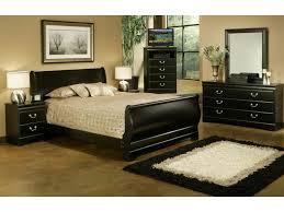Cheap Bed Sets Regency 6 Pc Bedroom Set Bedroom Set Black Finish
