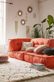 Orange Sofa Living Room by 71 Best Woonkamer Images On Pinterest Living Spaces Living Room