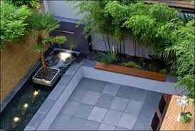 Backyard Landscape Ideas For Small Yards Triyae Com U003d Landscaping A Small Backyard Ideas Various Design