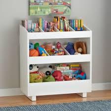 land of nod black friday family room toy storage play area general storage shelf white