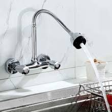 wall mount kitchen sink faucet buy wall mount kitchen sink faucets and get free shipping on