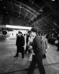 Jfk Ar6583 B President John F Kennedy And First Lady Jacqueline