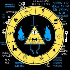gravity falls bill cipher zodiac