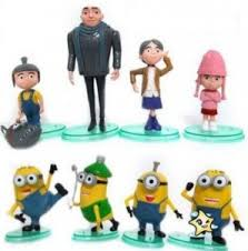 despicable me ornaments cool stuff to buy and collect