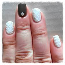 lacquered lawyer nail art blog sweater weather sweater nail art