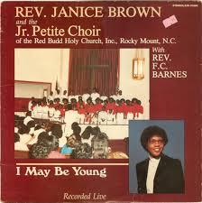 Janice Barnes Rev Janice Brown And The Jr Petite Choir With Rev F C Barnes