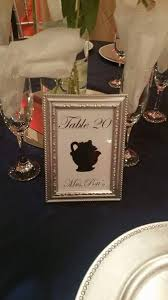 themed table numbers best 25 disney table numbers ideas on wedding table