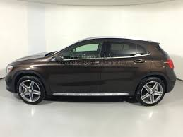 mercedes suv used 2016 used mercedes gla 4matic 4dr gla 250 at scottsdale aston