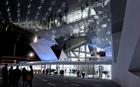 delugan meissl porsche museum marked by polished performance choosestainless
