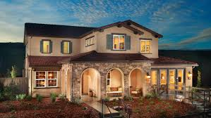 One Floor Homes Residence One Floor Plan In Sierramonte Calatlantic Homes
