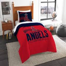 Cincinnati Reds Bedding Angels Baseball Bedding Target