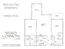 apartments u2013 wesley commons