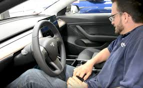 tesla model 3 interi how does tesla u0027s model 3 interior space compare to model s and x