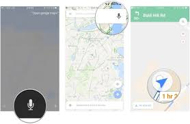 Googple Maps How To Use Siri With Google Maps Imore