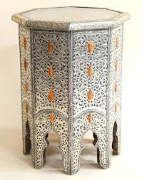 moroccan style tables modern trays moroccan style table lamps uk