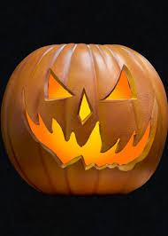 light up pumpkins for halloween halloween 6 the curse of michael myers light up pumpkin prop ideal