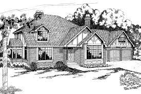 baby nursery tudor house plans vintage house plans s english