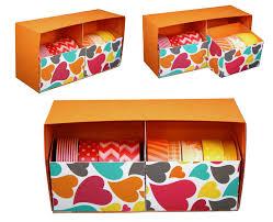 Washi Tape Designs by Bits Of Paper Washi Tape Storage Drawers