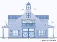 barn plans 2 stall horse barn with living quarters dream home