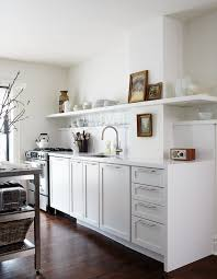 Photo Gallery  Modern  Contemporary Kitchens - Simple modern kitchen