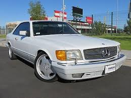 mercedes 560 sec coupe for sale mercedes 560sec cars for sale