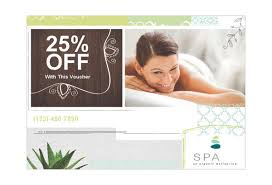 natural day spa u0026 massage print template pack from serif com