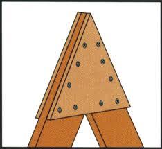 building an a frame cabin how to build an a frame diy earth news