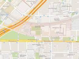 Atlanta Neighborhood Map by The Pint Sized Neighborhoods Of Sprawling Atanta