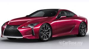 lexus sedan malaysia lexus lc 500 2017 in malaysia reviews specs prices carbase my