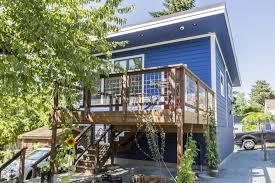Backyard Cottage by Columbia City Backyard Cottage Model Remodel