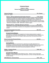 Chemical Engineer Resume Sample by Successful Objectives In Chemical Engineering Resume