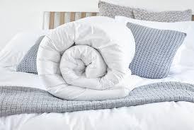 What Does 10 5 Tog Duvet Mean Snuggledown Scandinavian Hollow Fibre 10 5 Tog Duvet White