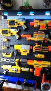 nerf bedroom nerf bedroom ideas painted plastic guns wall feature nerf gun