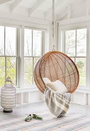 Armchair In Bedroom 15 Summer Ready Cocoon Chairs That Invite Themselves In
