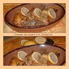 cuisine cocotte minute recette land recette de cuisses de poulet à la sicilienne cuisson