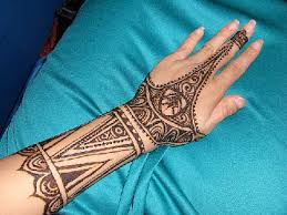 tribal designs of henna tattoos for style