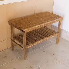 Teak Benches For Showers On Sale 30