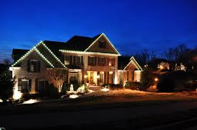 Beautifully Decorated Homes For Christmas Beautiful Christmas Lights On Houses Fiorentinoscucina Com