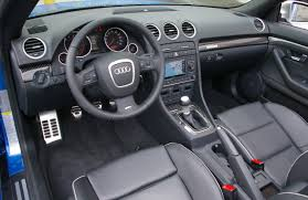 Audi Rs4 Interior Audi 2008 Audi Rs4 Cabriolet 19s 20s Car And Autos All Makes
