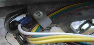 wiring a boat trailer for brakes and lights