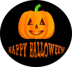 jack o lantern clipart image a happy halloween pumpkin icon with