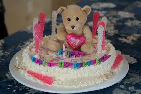 build a bear birthday party cake teddy bear cake the