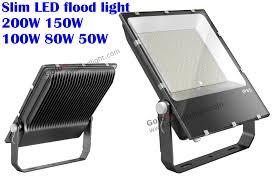 led flood light for billboard 80w outdoor ip65 waterproof 300w