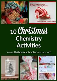 10 chemistry activities the homeschool scientist