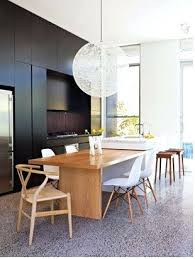 Kitchen Island With Table Seating Kitchen Island Kitchen Island With Round Table At End Kitchen