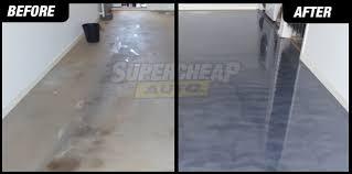 garage floor coating kit rust oleum supercheap auto